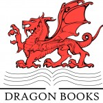 DRAGON BOOKS logo RED