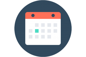 Calendar-Cirle